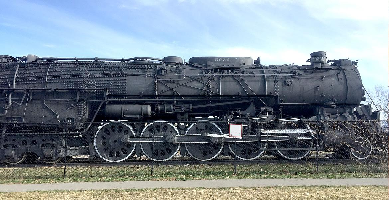 Santa Fe Train 3
